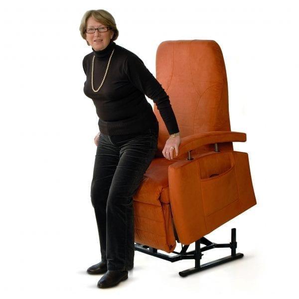Sta-op stoel Fitform 570 Vario 2
