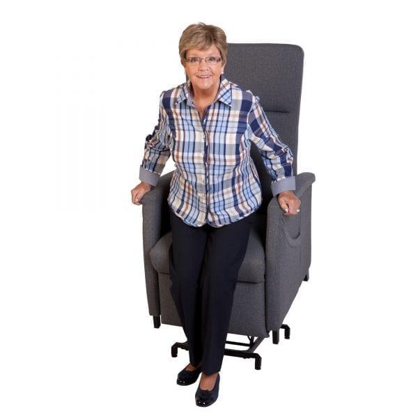 Sta-op stoel Fitform 580 Elevo III 6