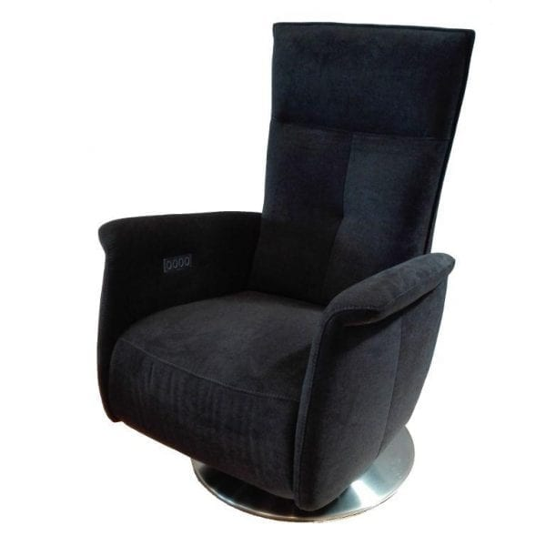 Sta-op stoel Mecam Barney draaibaar 1