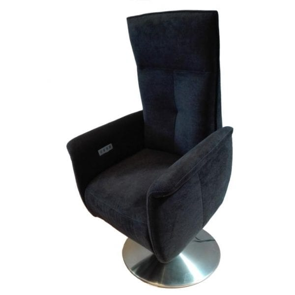Sta-op stoel Mecam Barney draaibaar 3