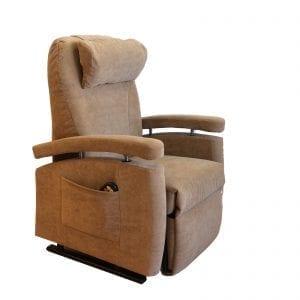 Sta-op stoel OCC Fitform 570 Vario Zand lage rug
