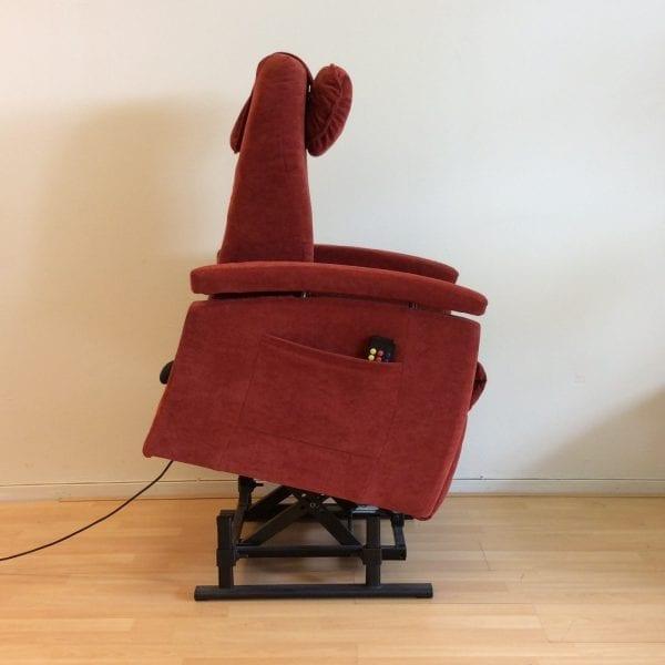 Sta-op stoel OCC Fitform 571 Vario Mini Rood