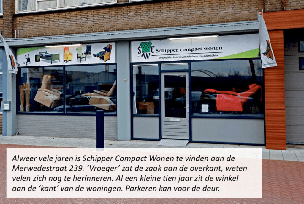 Winkel Schipper Compact Wonen