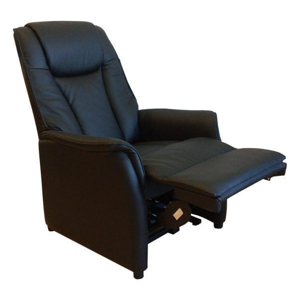 Sta-op stoel YLF Ridderkerk leer 2